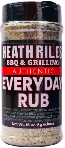 Heath Riles BBQ Everyday Rub