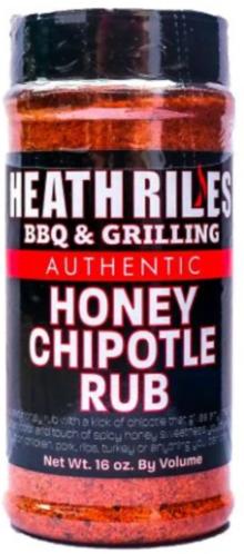 Heath Riles BBQ Honey Chipotle Rub