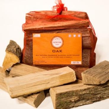 Furtado Farms Oak Logs