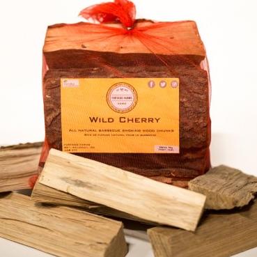 Furtado Farms Cherry Logs