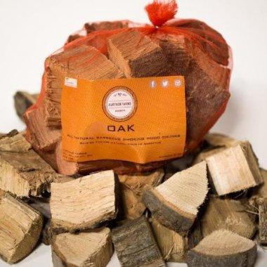 Oak Cookwood Chunks