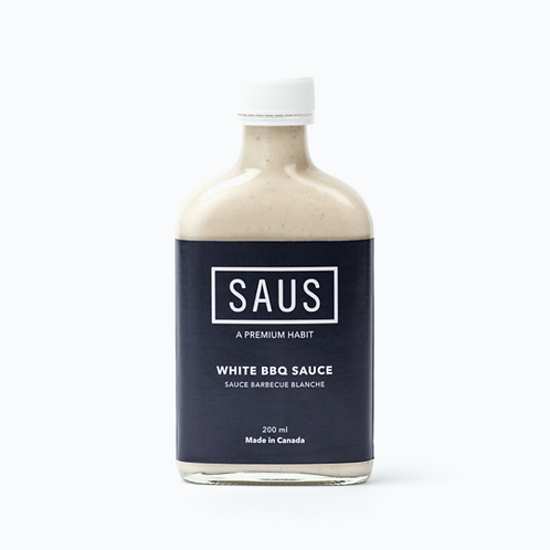 Saus - White BBQ Sauce