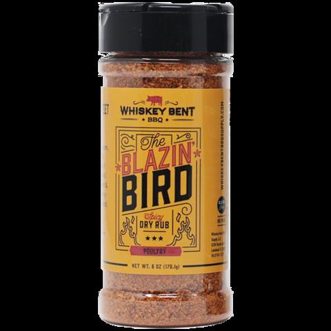 Whiskey Bent BBQ The Blazin' Bird rub