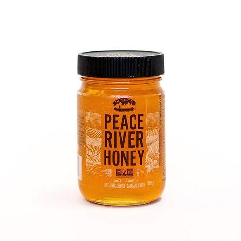 Peace River Liquid Honey Jar