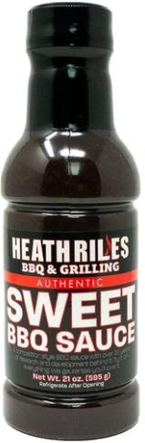 Heath Riles BBQ Sweet BBQ Sauce
