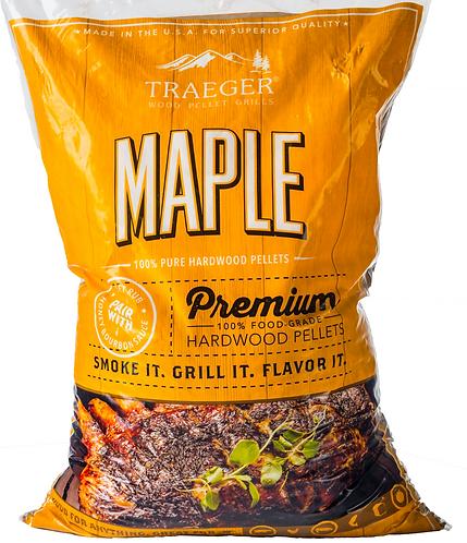 Traeger Maple Pellets (20lb)