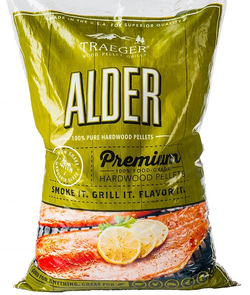 Traeger Alder Pellets (20lb)