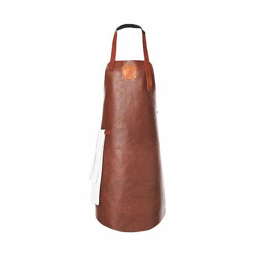 Classic Leather Apron -Cognac