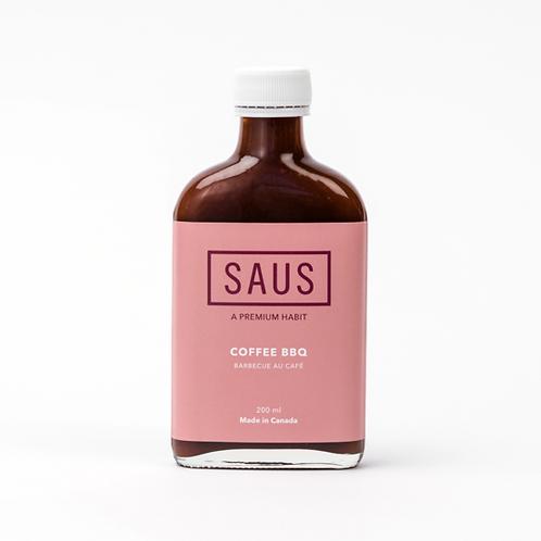 Saus -Coffee BBQ Sauce