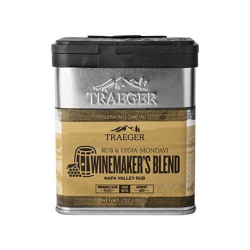Traeger Winemaker's Blend rub