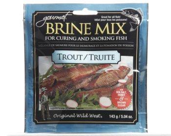 Trout Brine