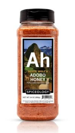 Derek Wolf Peruvian Adobo Honey