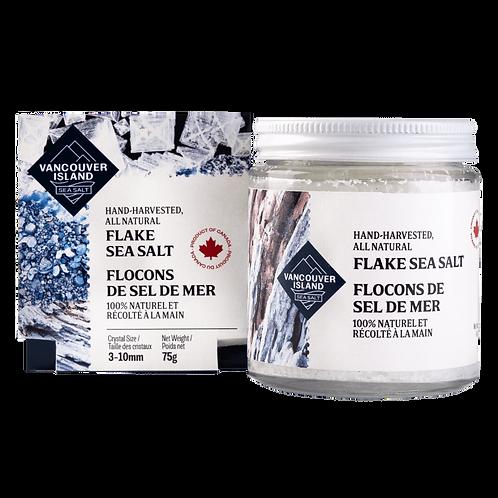 Hand Harvested All Natural Flake Sea Salt