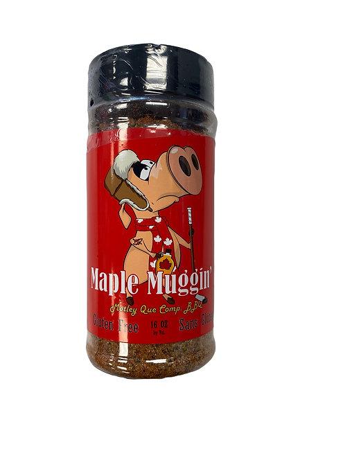 Motley Que - Maple Muggin' Rub
