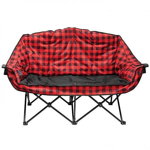 Double Buddy Bear Heated Chair