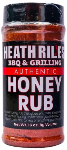 Heath Riles BBQ Honey Rub