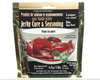 Pepper Jerky Seasoning