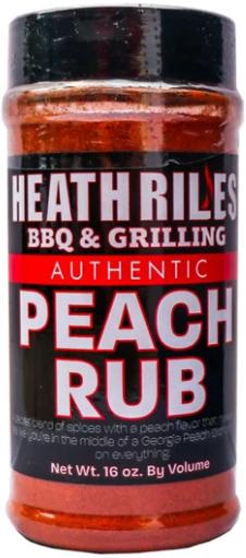 Heath Riles BBQ Peach Rub