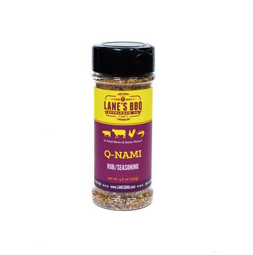 Lane's BBQ Q-nami Seasoning