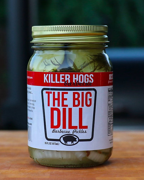 Killer Hogs The Big Dill Pickles