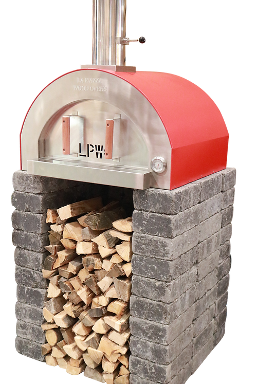 Piccolo Wood Oven Counter Top