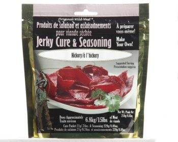 Hickory Jerky Seasoning