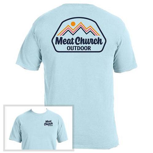 Meat Church Outdoor Comfort T-Shirt