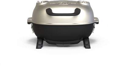 PKGO Charcoal Grill with FlipKit