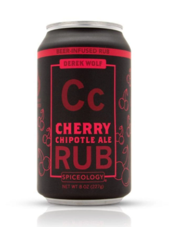Beer Can Cherry Chipotle