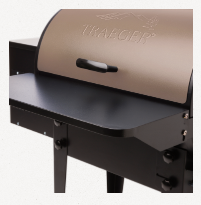 Traeger Front Folding Shelf for 20 Series