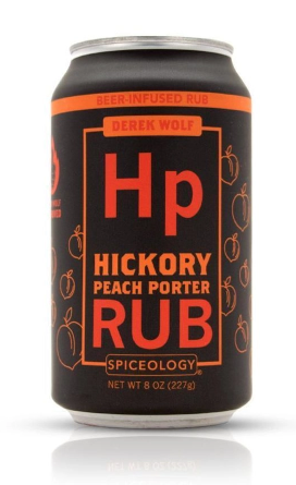 Beer Can Hickory Peach Porter Rub
