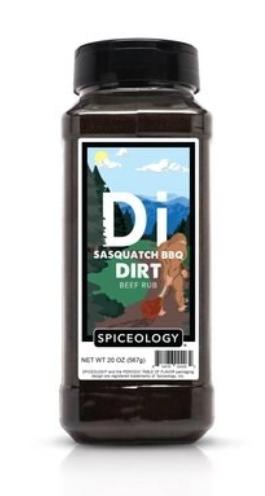 Sasquatch Dirt