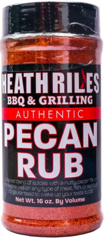 Heath Riles BBQ Pecan Rub