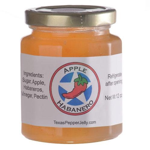 Apple Habanero Pepper Jelly