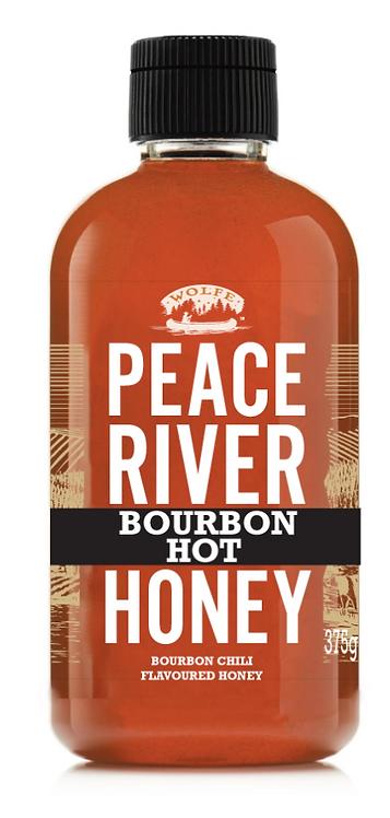 Peace River Bourbon Hot Honey