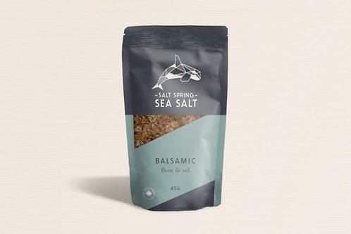 Balsamic Infused Sea Salt