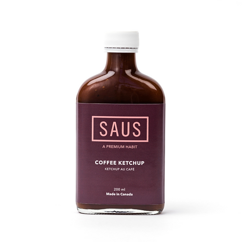 Saus - Coffee Ketchup