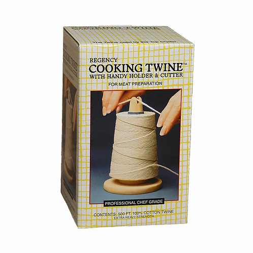 Regency Cooking Twine w/holder & Cutter