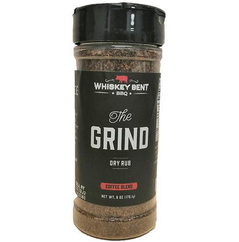 Whiskey Bent BBQ The Grind Coffee rub