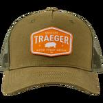 Traeger Certified Curved Brim Hat
