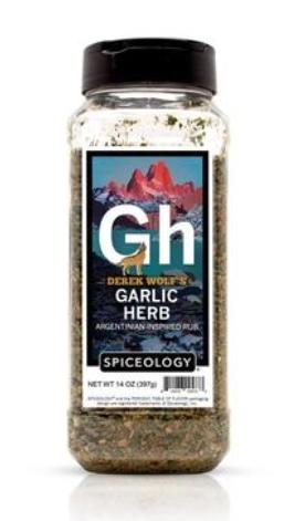 Derek Wolf Argentinian Garlic Herb