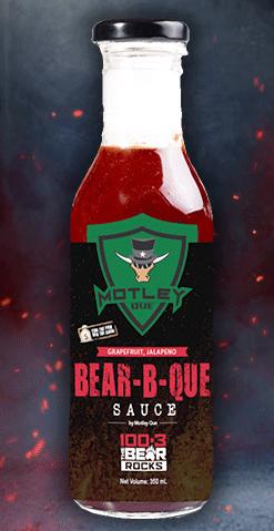 Motley Bear B Que Sauce