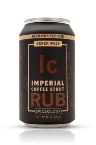 Beer Can Imperial Coffee Stout