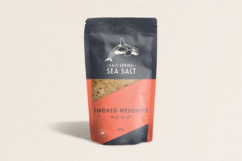 Smoke Mesquite Sea Salt