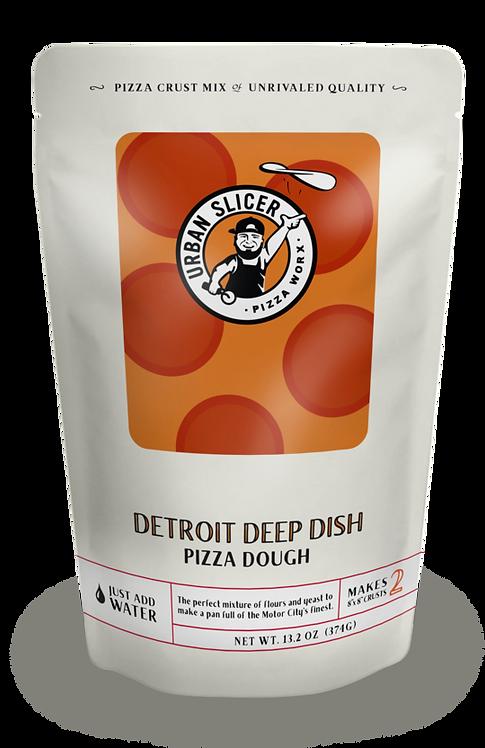 Detroit Deep Dish Pizza Dough