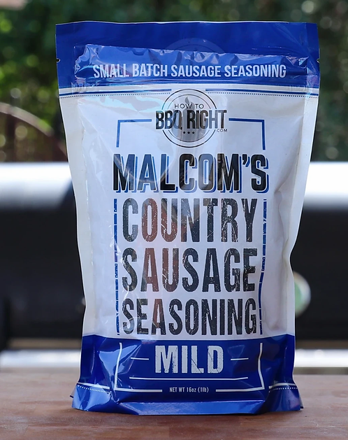 Malcom's Country Sausage Seasoning