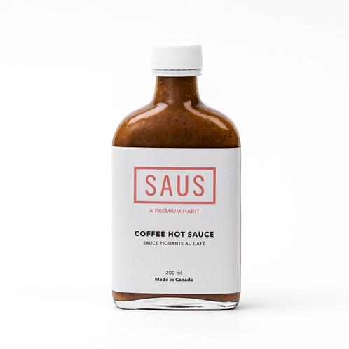 Saus - Coffee Hot Sauce