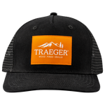 Traeger Logo Curved Brim Hat