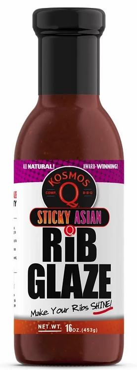 Kosmo's Sticky Asian  Rib Glaze