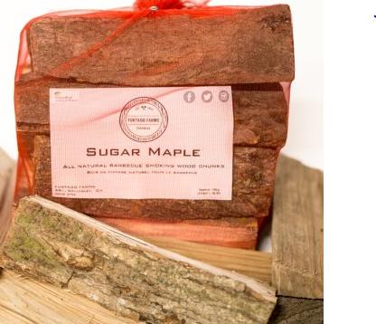 Sugar Maple Logs